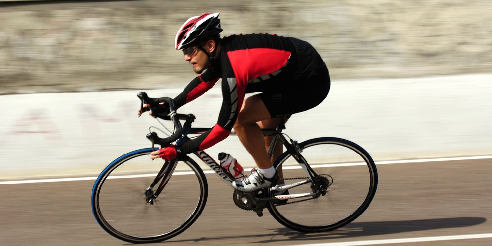 bici corsa endurance racing chrono