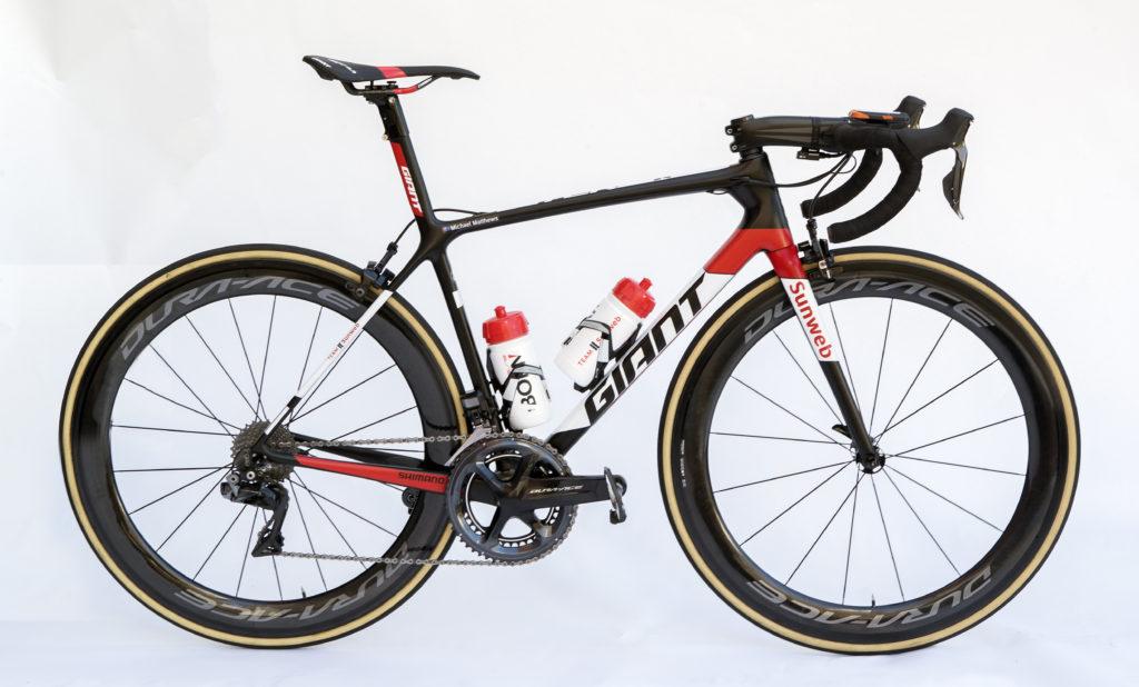 Recensione Bici Da Corsa Giant Tcr Advanced Sl 2 Italia Bici