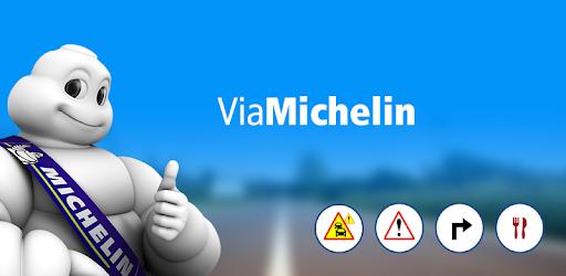 Guida Michelin percorsi stradali